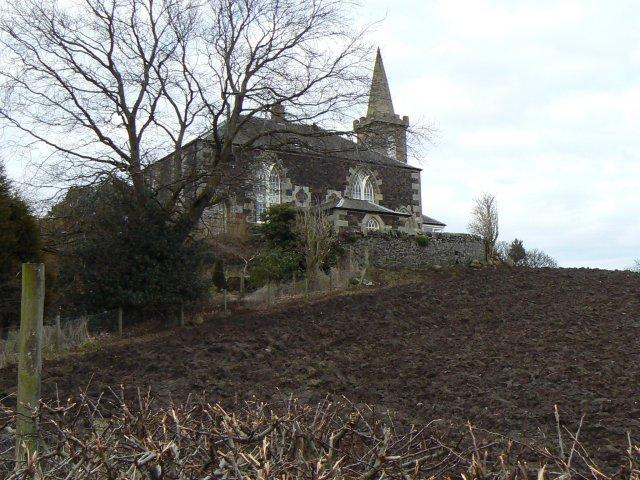 Newburn new church