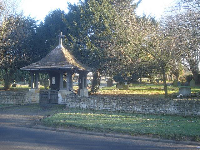 Eckington cemetery
