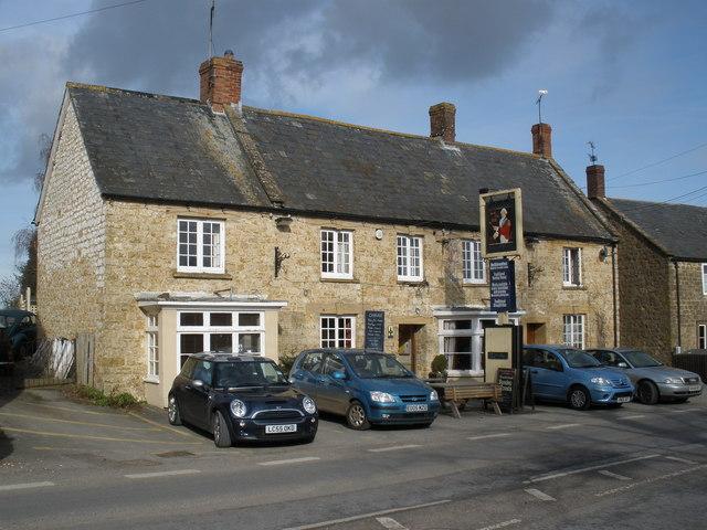 The Volunteer Inn, Seavington St Michael