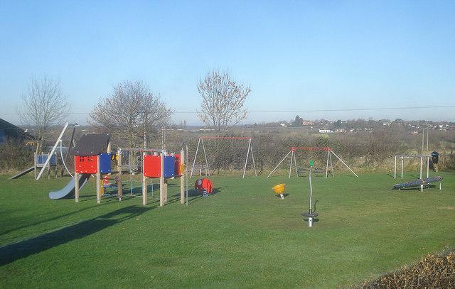 Eckington play area