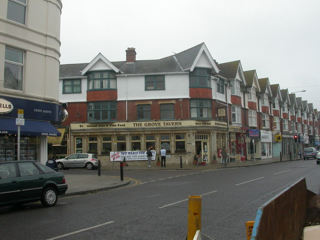 Southbourne, The Grove Tavern