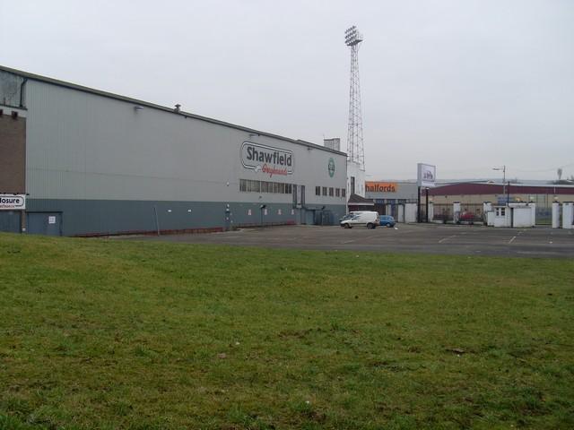 Shawfield Stadium
