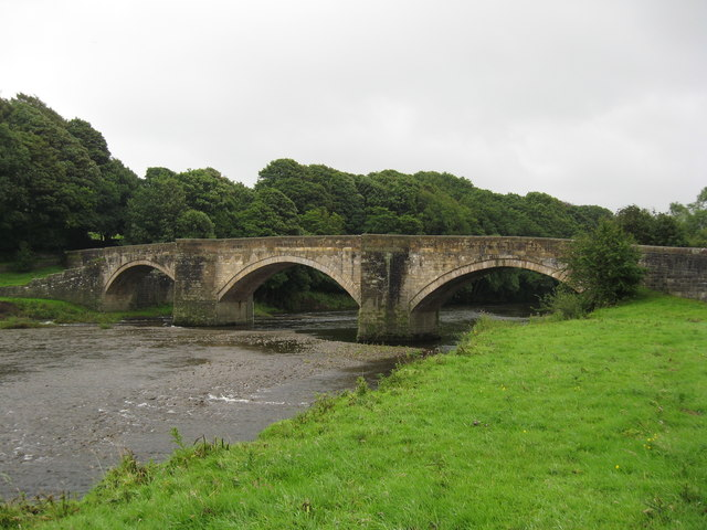 Loyn Bridge near Hornby