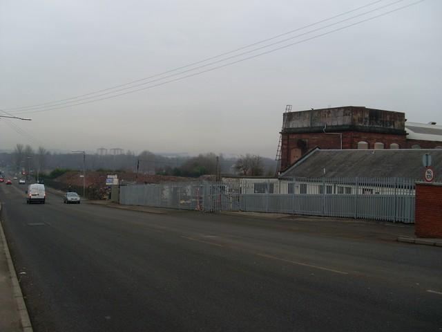 Polmadie Road