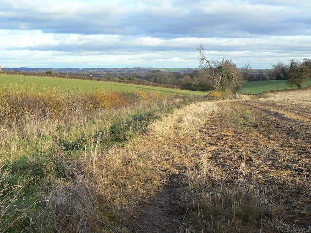 Bridleway to Bulcote