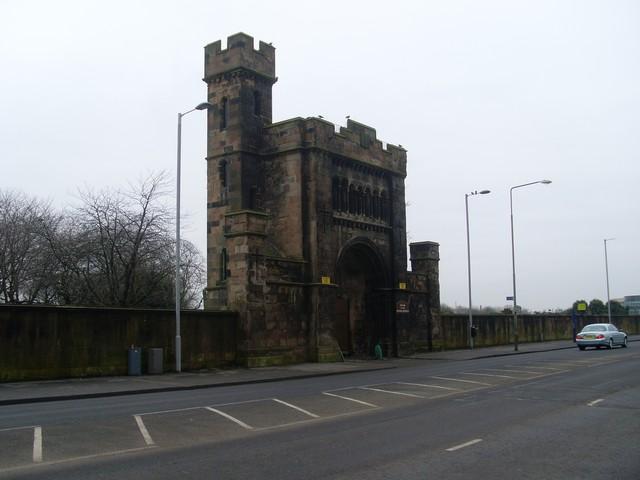 Gateway to the Southern Necropolis