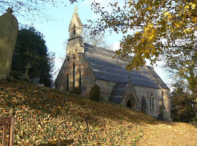 Bulcote Holy Trinity Church