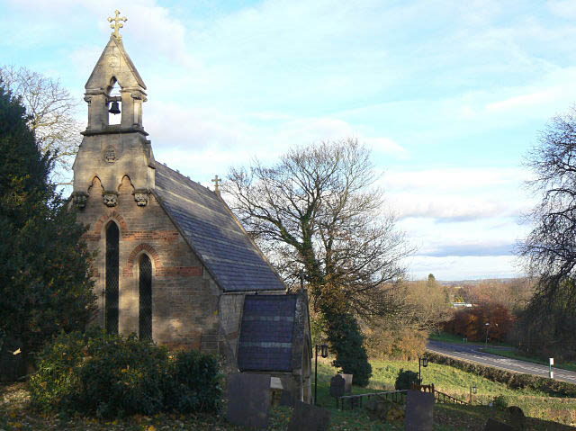 Bulcote Holy Trinity Church
