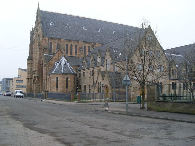 St Francis' RC Church, Hutchesontown
