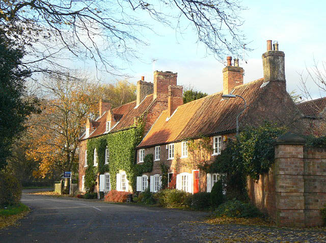Ivy House and Ivy Cottages