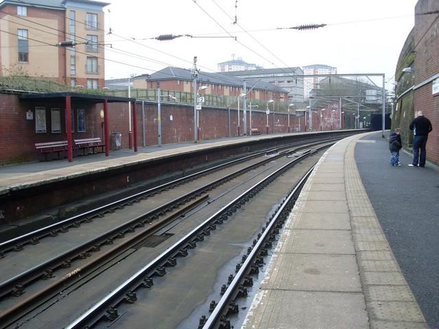 Bridgeton Railway Station