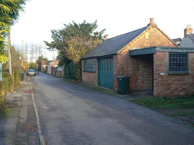 Gordon Road
