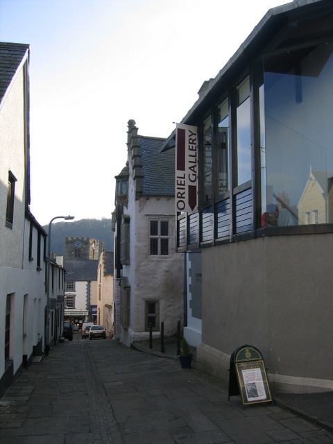 Royal Cambrian Academy art gallery