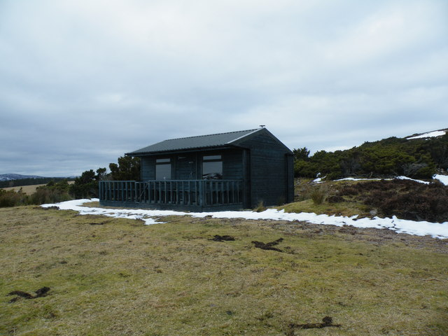 Estate Bothy on Allt na Fèithe Sheilich Track