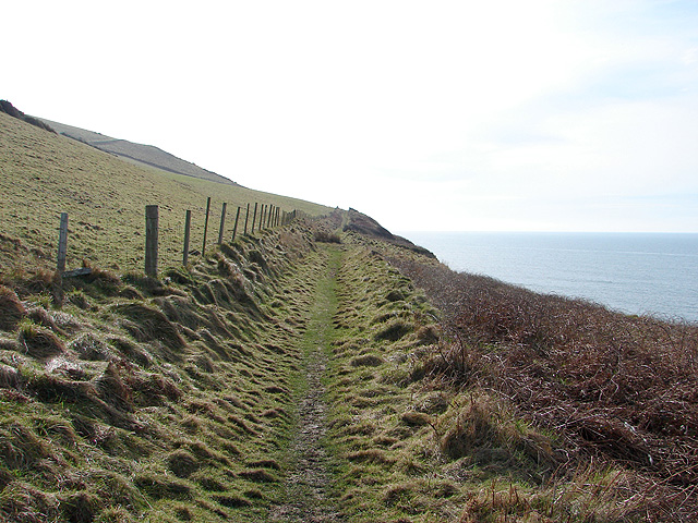 The Ceredigion Coastal Path