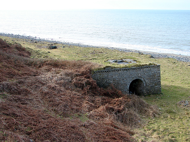 Wallog lime kiln