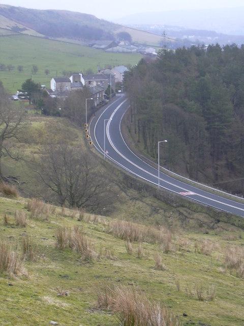 Grane Road A6177