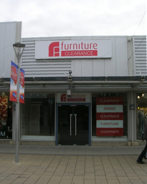 Furniture Clearance (empty) - Junction 32
