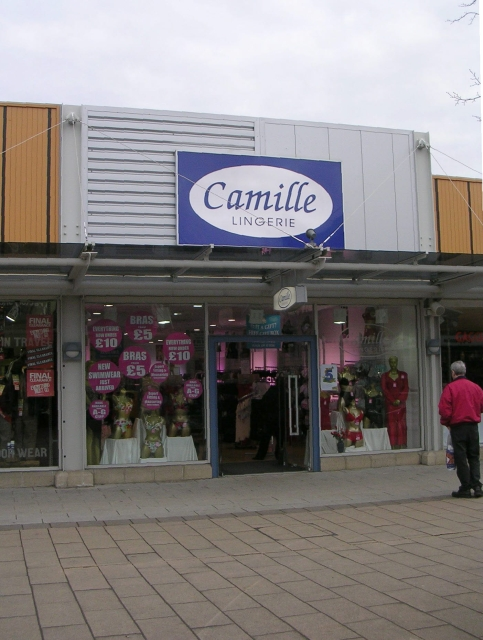 Camille Lingerie - Junction 32