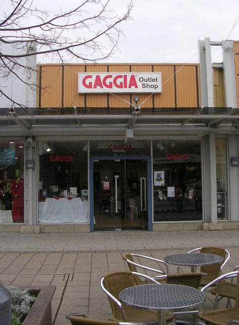 Gaggia - Junction 32