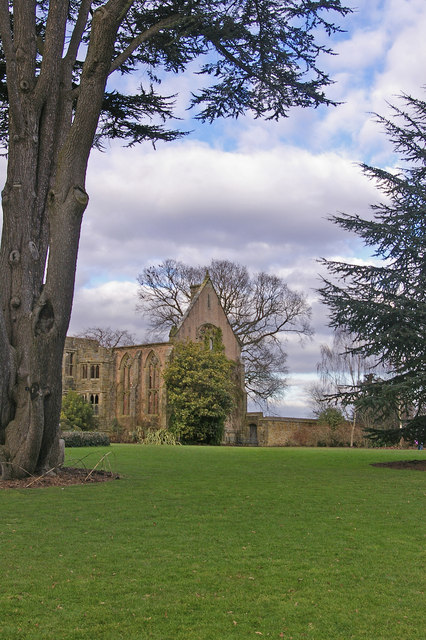 The house, Nymans