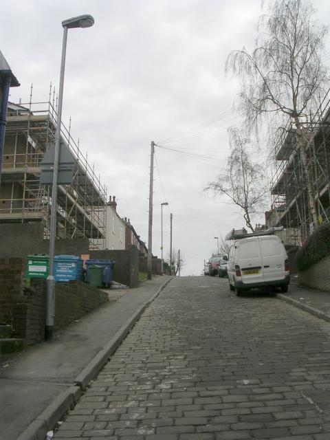 Linden Terrace - Halfpenny Lane