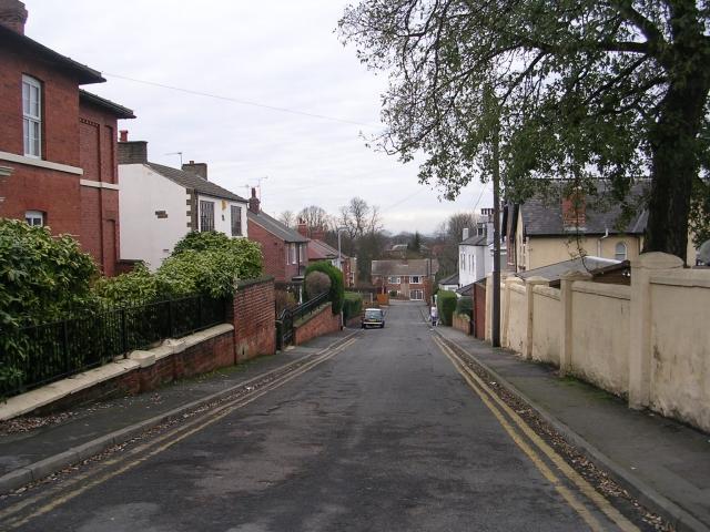 Camp Mount - Halfpenny Lane