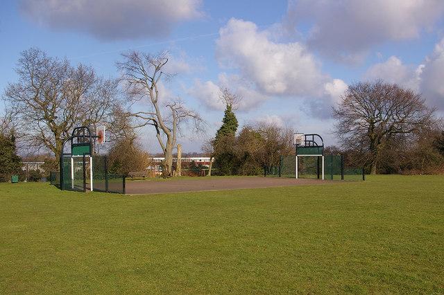 Glentrammon Recreation Ground