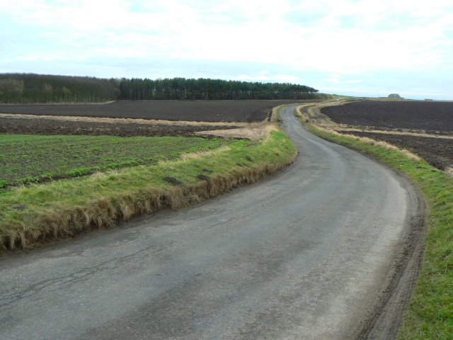 Back road to Earlsferry