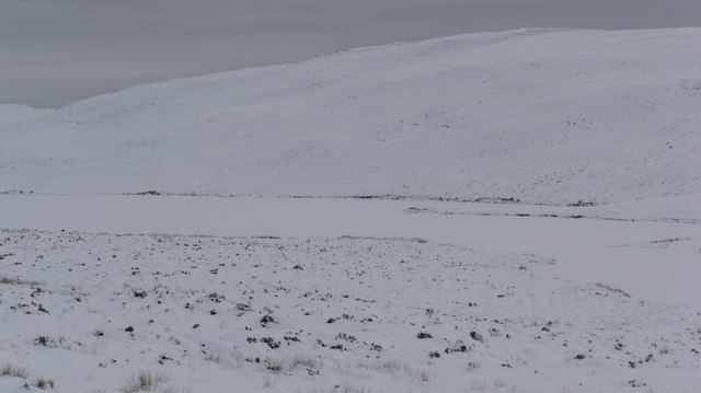 North End Loch Lunndaidh