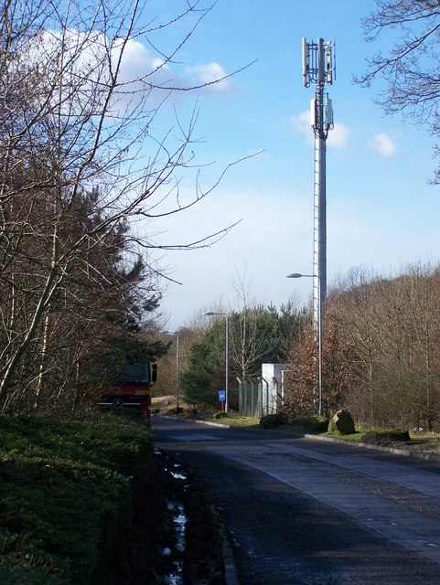 Mobile Phone Mast in Maidstone Services