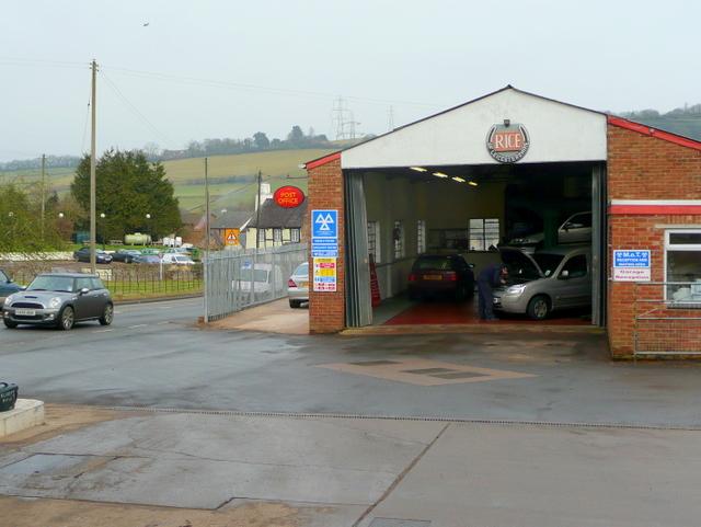 Lea Garage