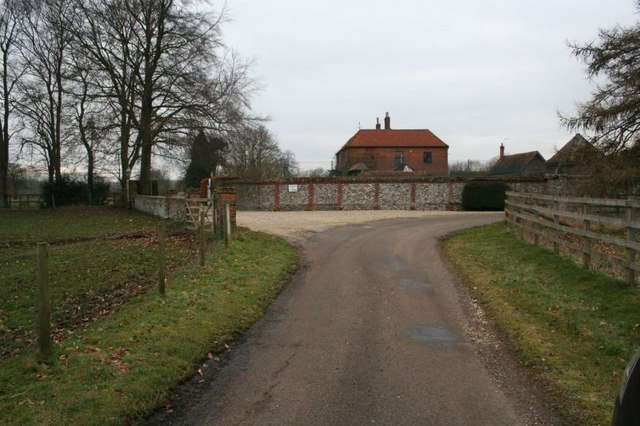 Bend past the Manor