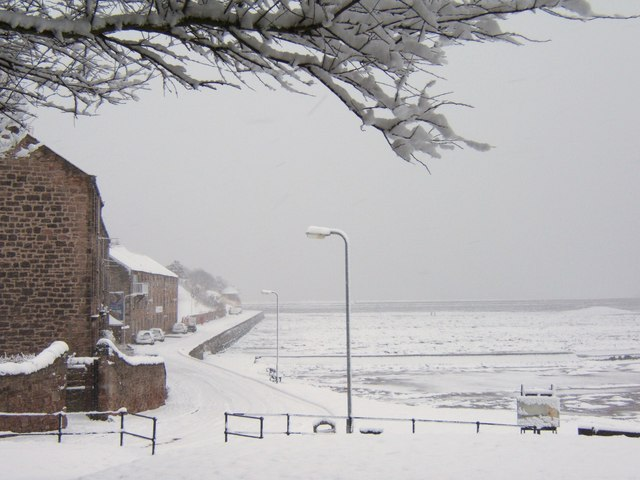 Old Harbour, Berwick-upon-Tweed