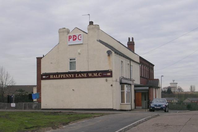 Halfpenny Lane WMC