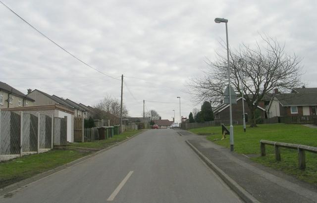 Minden Close - Halfpenny Lane