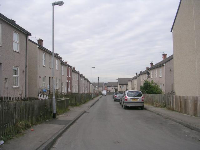 South Avenue - East Avenue