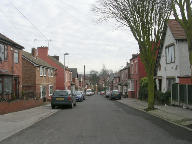 St Bernard's Avenue - Love Lane