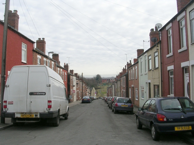 Fairfield Avenue - Love Lane