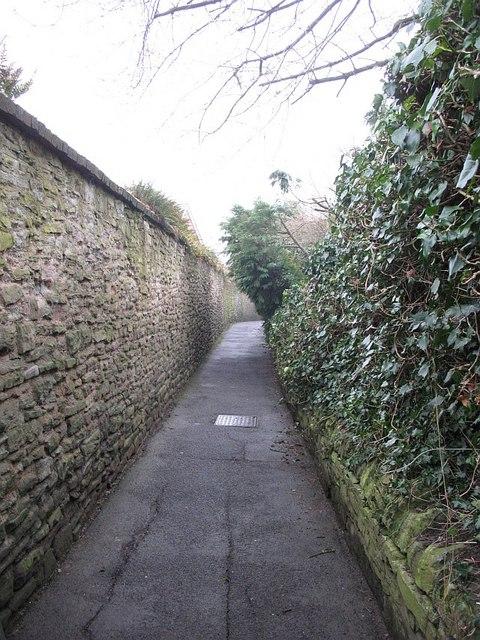 Friar's Walk