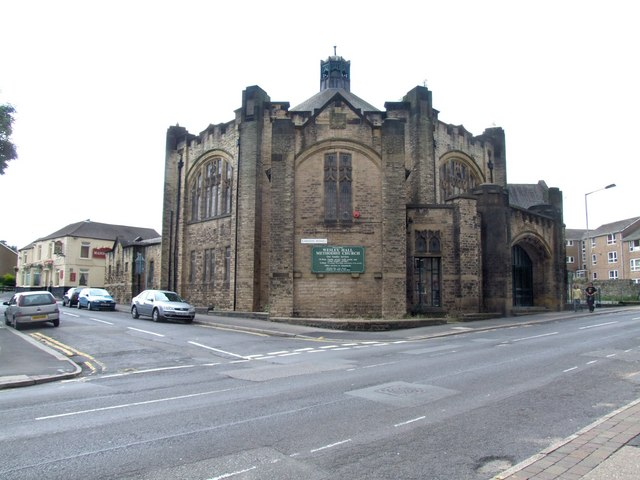 Wesley Hall Methodist Church, Crookes