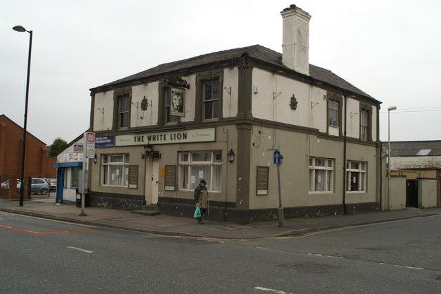 The White Lion, Ormskirk Road, Pemberton