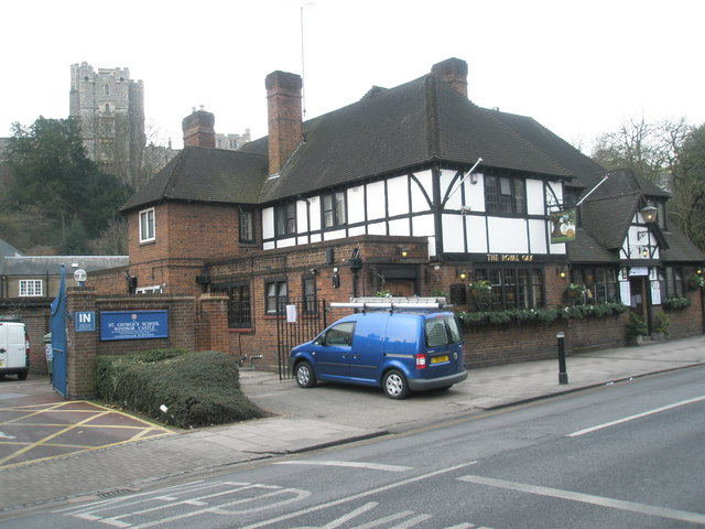 The Royal Oak in the Datchet Road