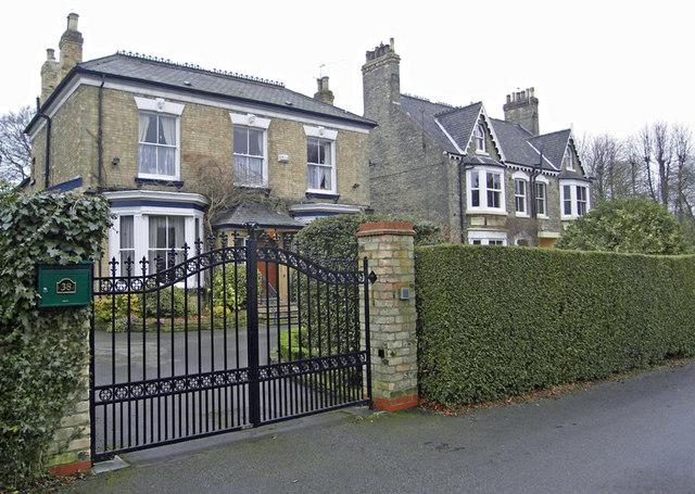 Victorian Houses on Southfield, Hessle