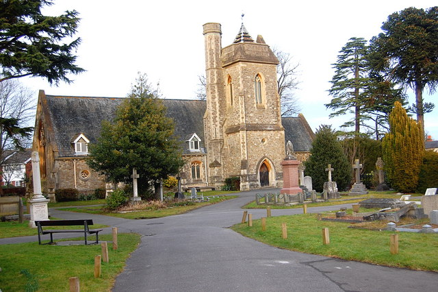 St. Jude United Church, Englefield Green