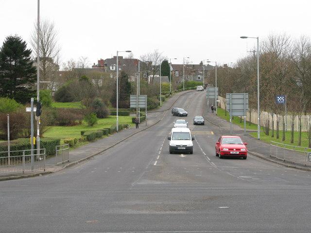 Prospecthill Road (B768)