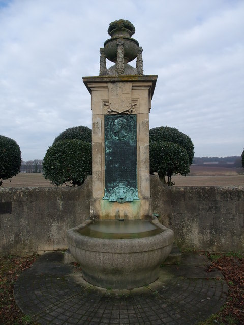 Memorial to Lord George Bentinck, M.P.