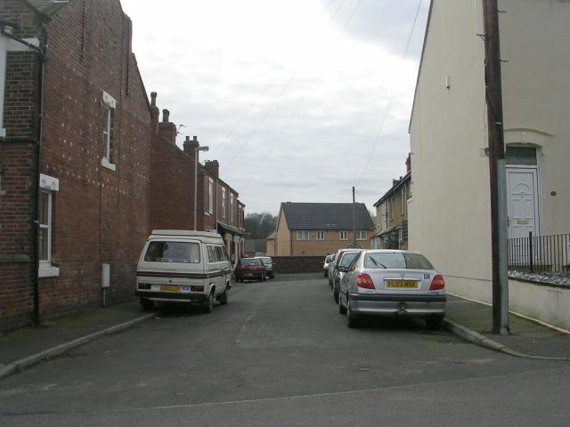 West Mount Street - Banks Avenue