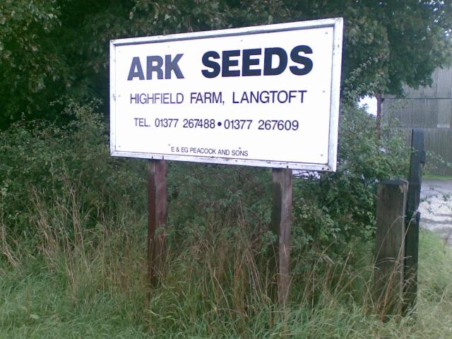 Ark Seeds