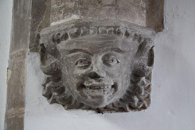 14th century grin